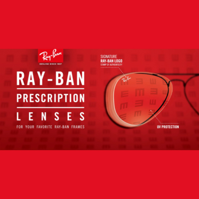 Eyewear with Ray-Ban prescription lenses starting at $299