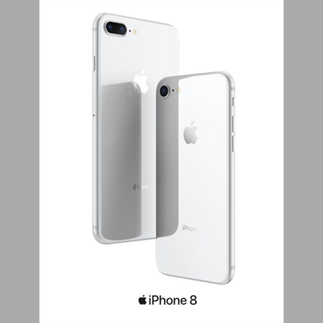 Get one, Give One. iPhone 8 offer
