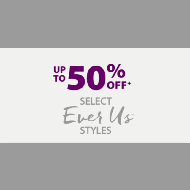 Up to 50% off select Ever Us styles