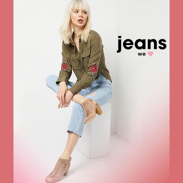 Jeans - BOGO FREE