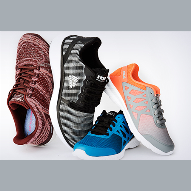 Sneakers for the Family - save up to 65% off