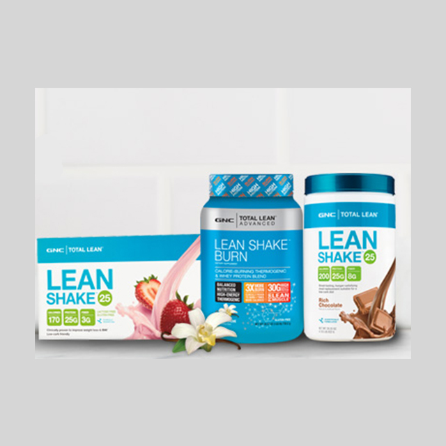 BOGO 50% off Total Lean protein