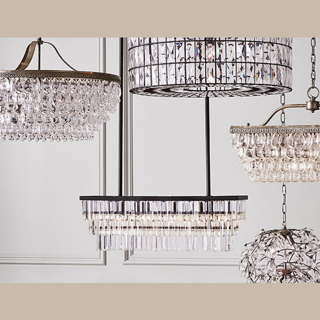 Up to 30% off all Chandeliers & Pendants