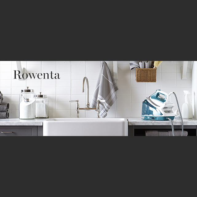 $10 Off Rowenta Irons & Steamers