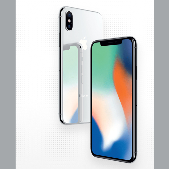 The unrivaled iPhone X for 50% off