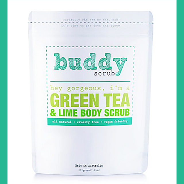 Buddy Scrub Bath    Buy 1 Get 1 50% Off