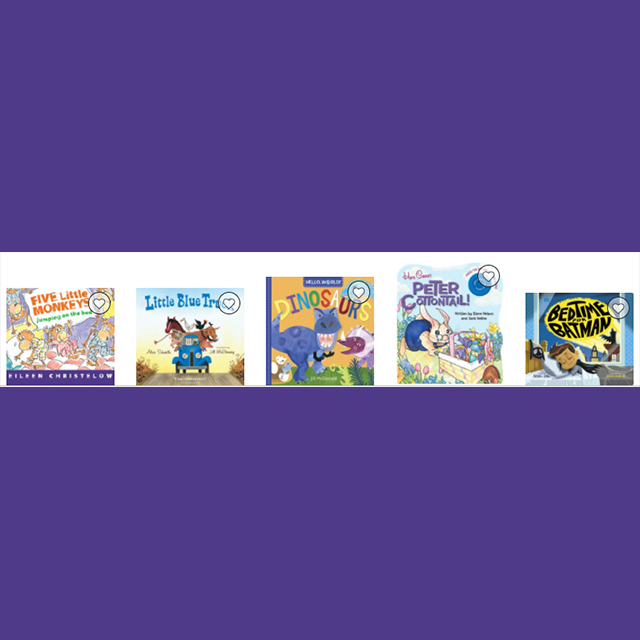 Board Books: Buy 2, Get the 3rd Free