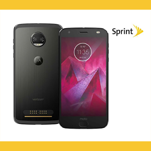 50% Off Moto Z2 Force Edition