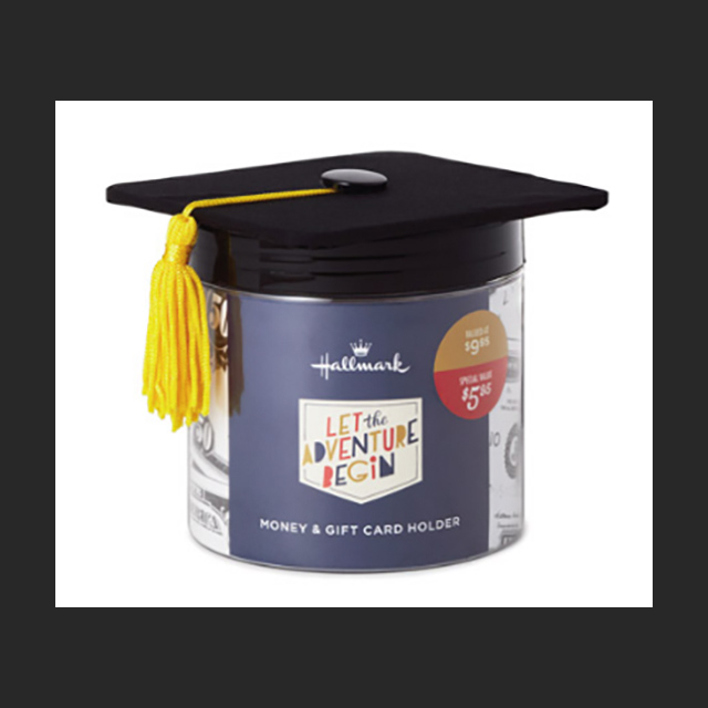 Graduation Cap Gift Container