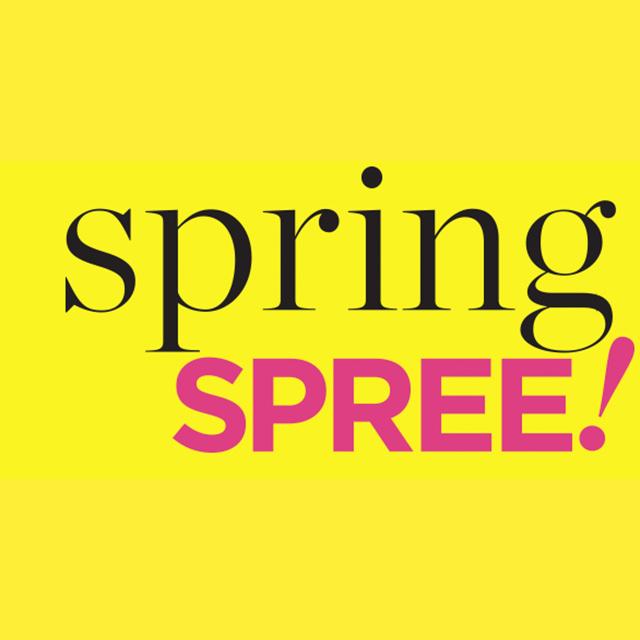 Spring Spree - Styles starting at 9.99