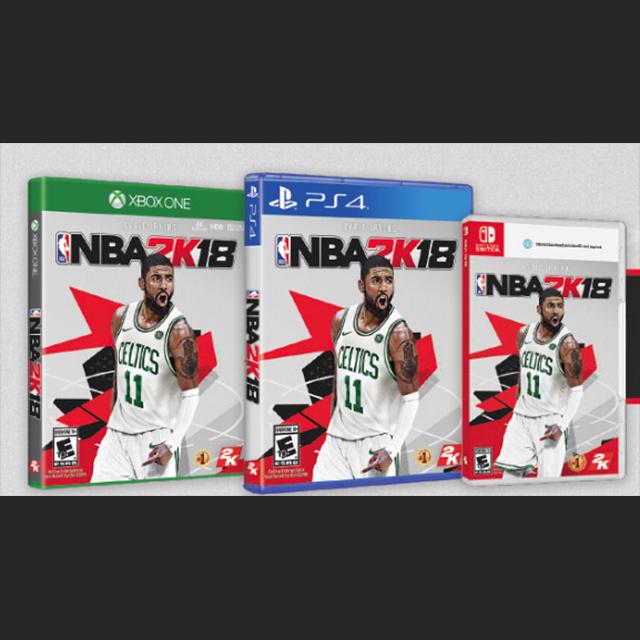 NBA 2K18 Save $30