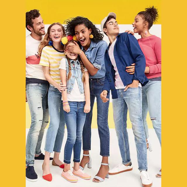 All Jeans, Pants, & Tees on Sale