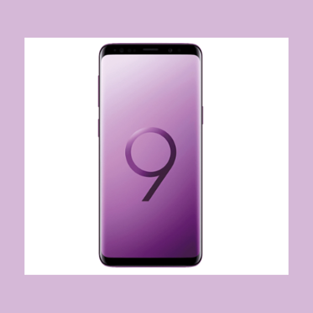 Samsung Galaxy S9 for 50% off