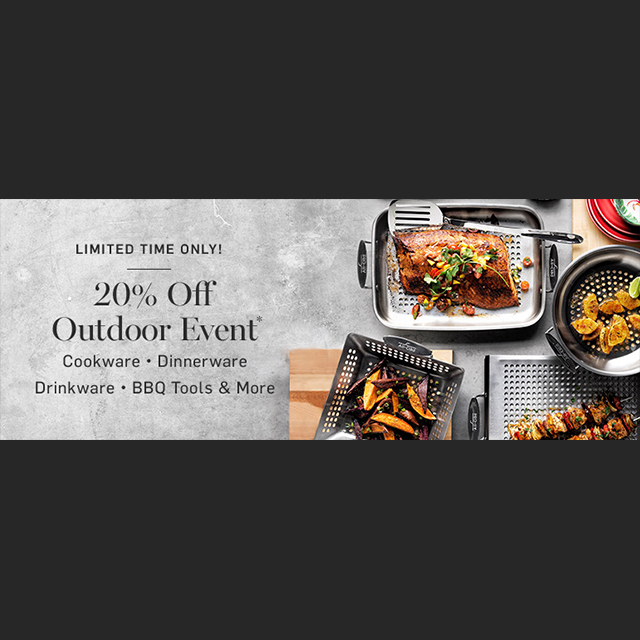 20% off Outdoor Event