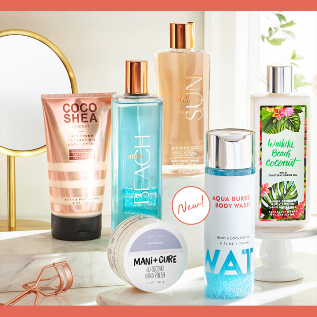 Select Body Care - Buy 3, Get 3 Free