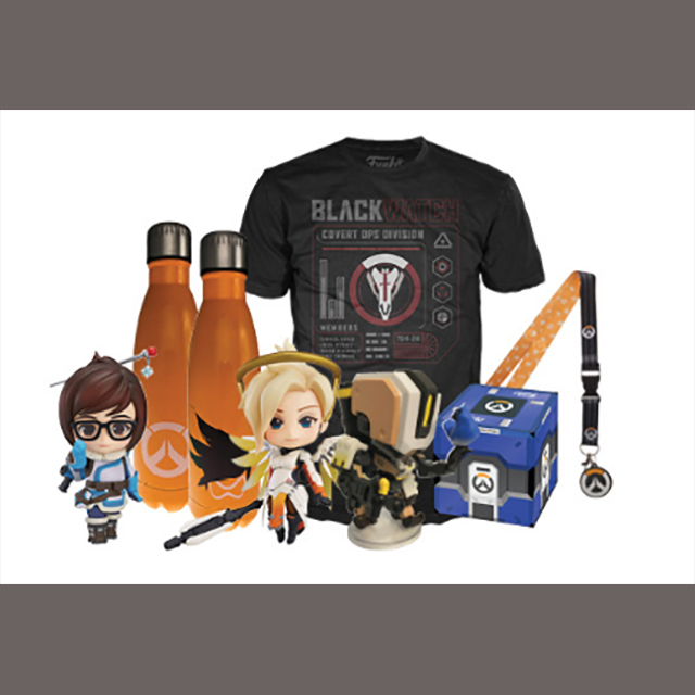 20% off Overwatch Collectibles