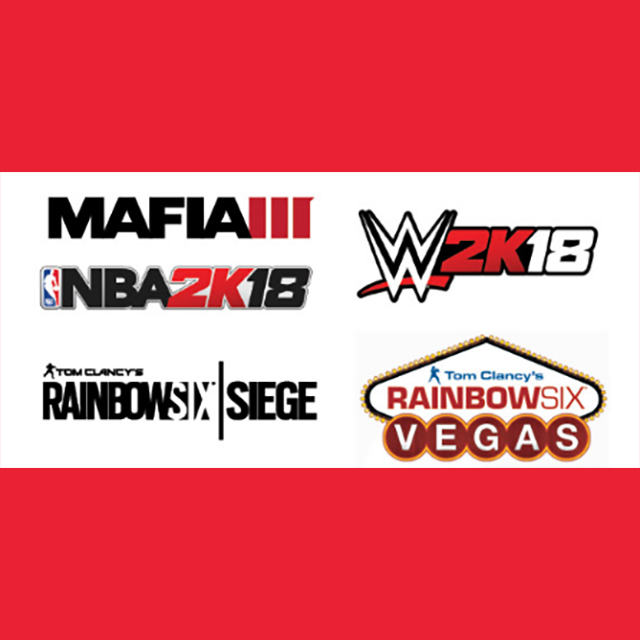 Up to 75% off on Select Digital Games by 2K and Ubisoft