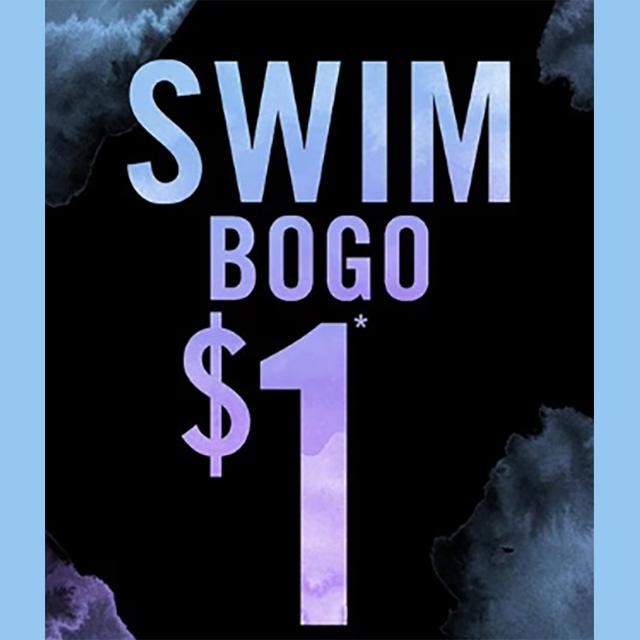 Swim BOGO $1