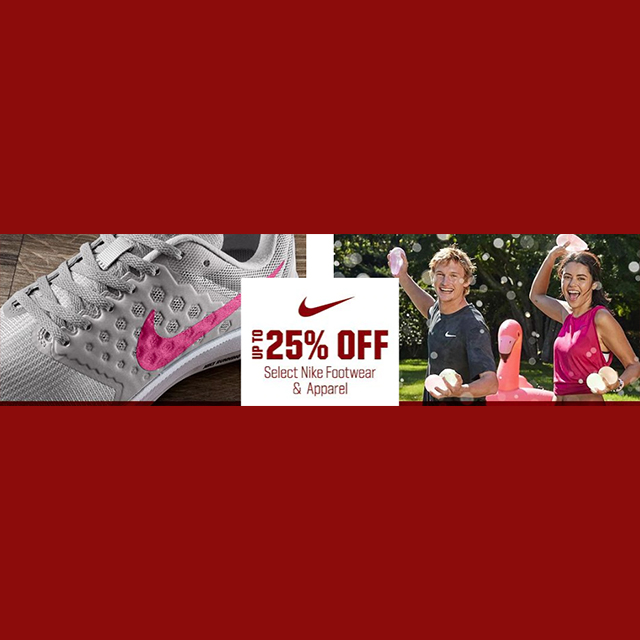 The Biggest Nike Sale of the Season