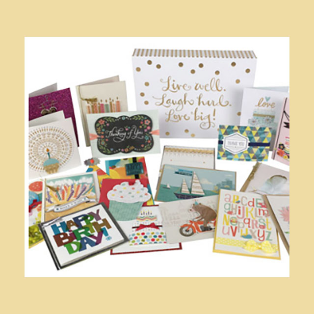 Handcrafted Card Set - Special Value $29.99