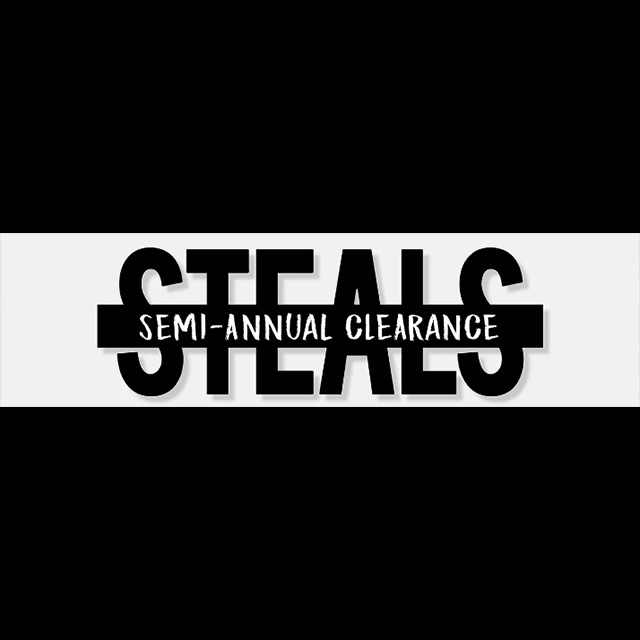Semi-Annual Clearance