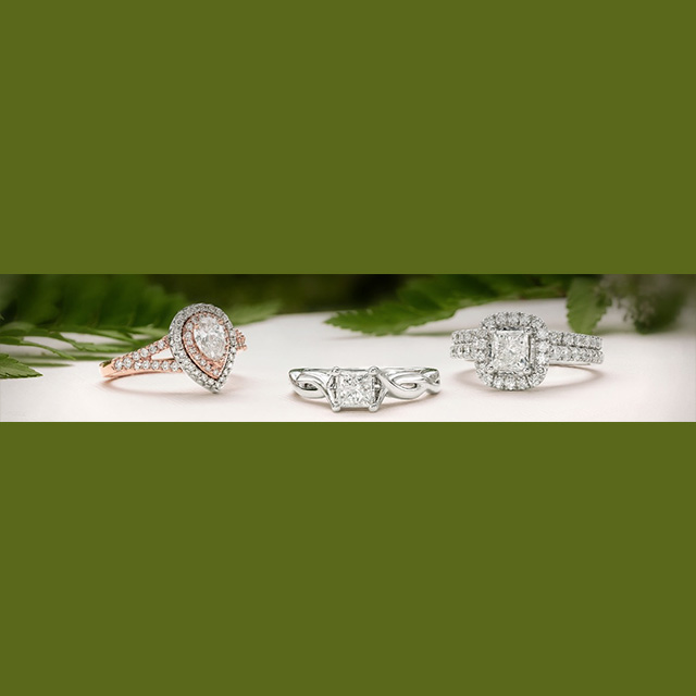 20-40% off All Engagement & Wedding Rings