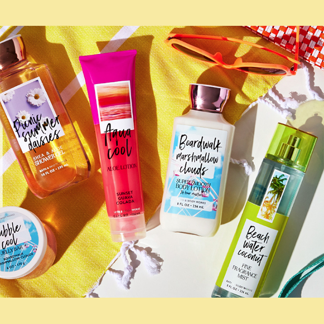 Select Body Care - Buy 3, Get 2 Free