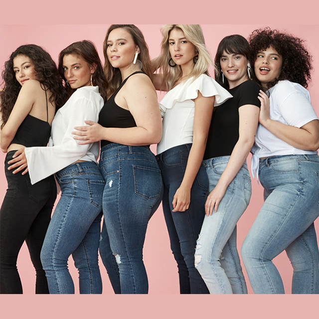 All Jeans Buy 1, Get 1 $12.50