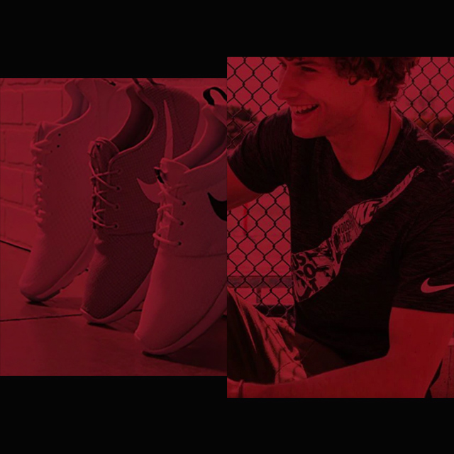 Up to 25% of Select Nike Apparel & Footwear