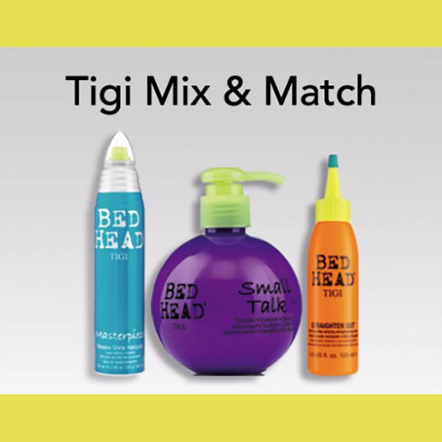 TIGI Mix & Match