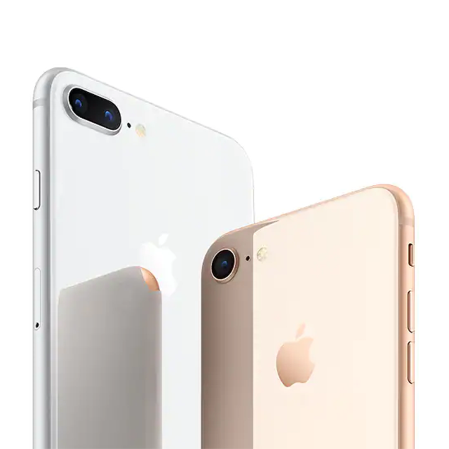 The only thing better than an iPhone 8, is a second iPhone 8 on us.
