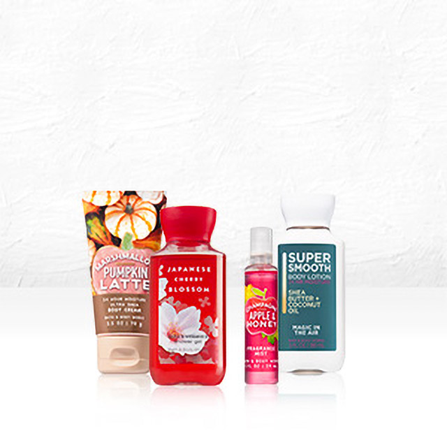 Bath body travel body care