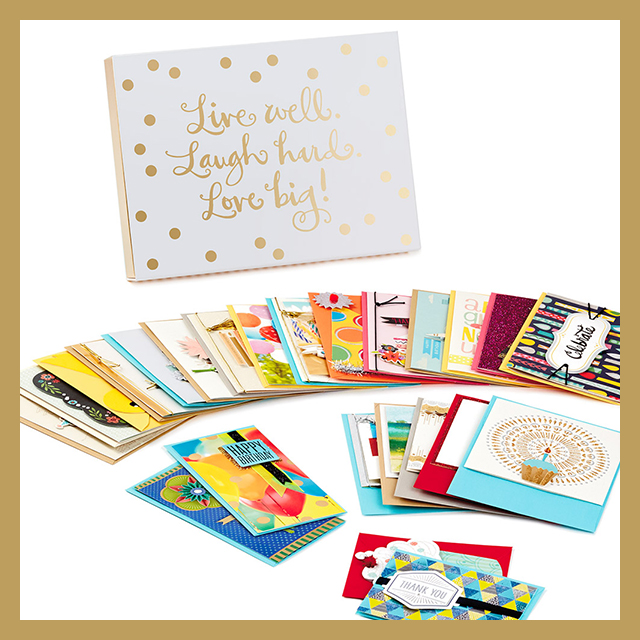 Handcrafted Card Set