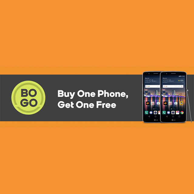Buy One Phone, Get One Free
