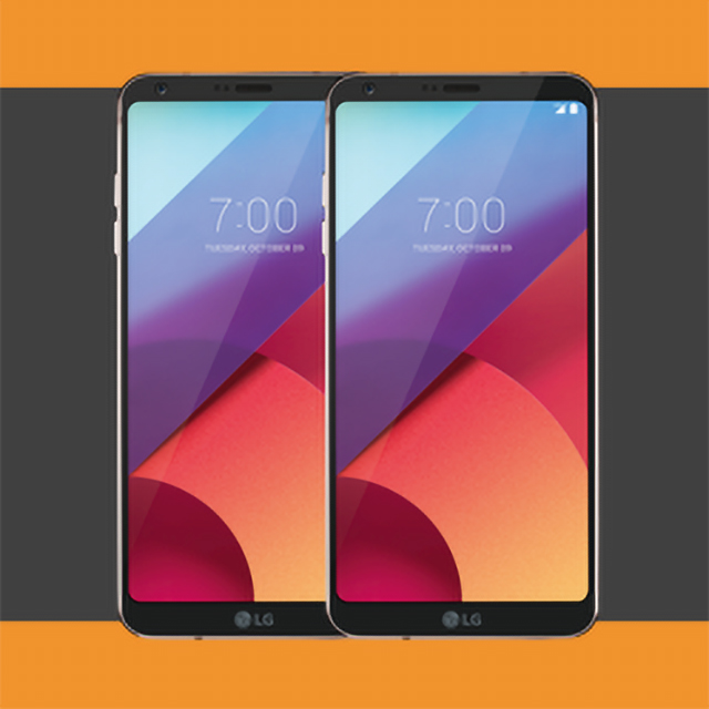 Buy One LG G6, Get One for $29.99