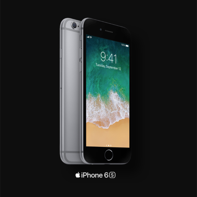 Incredible iPhone 6s - Starting at $129.99