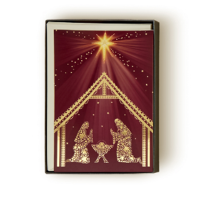 Hallmark Holiday Boxed Cards and Boxed Card Accessories