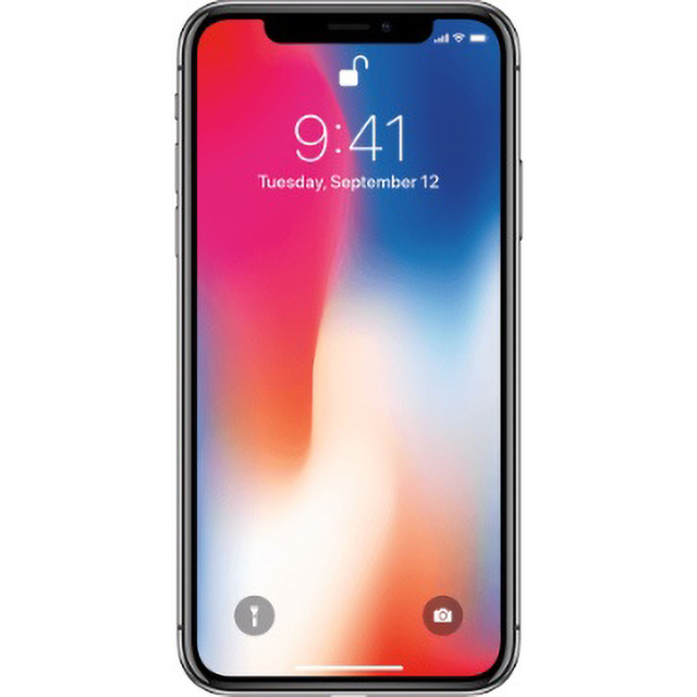 50% off iPhone X when you add a line with Sprint Flex lease.