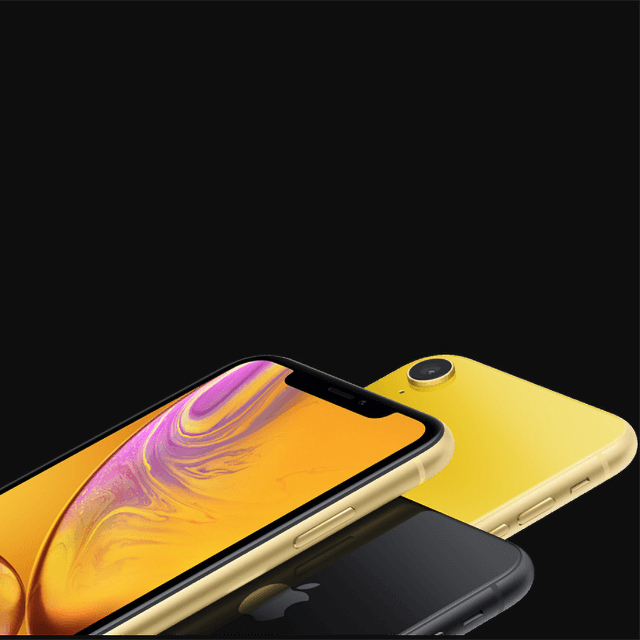 Get the iPhone XR now for just $15/mo.