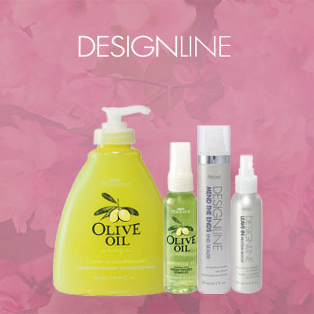 DESIGNLINE all leave ins & oils - 2 for $20/$22