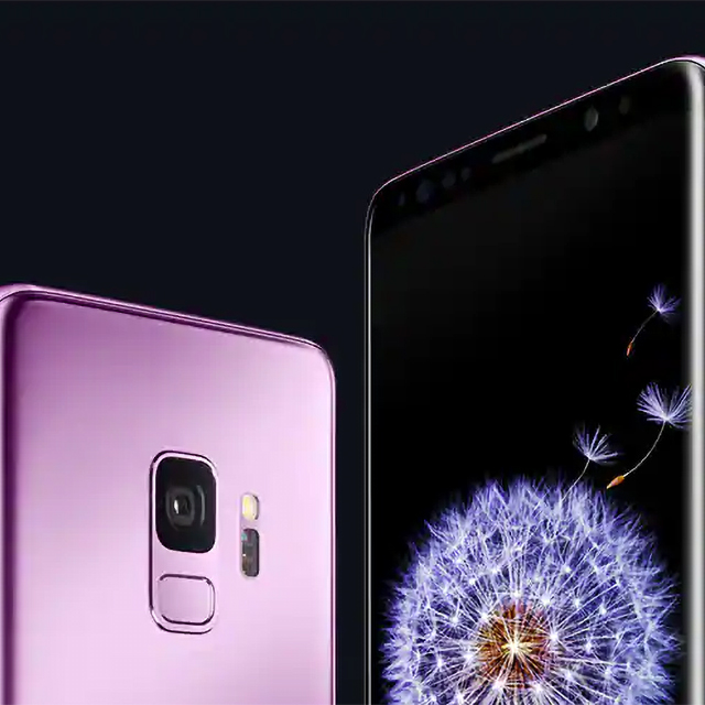 Buy a Galaxy S9, get one FREE
