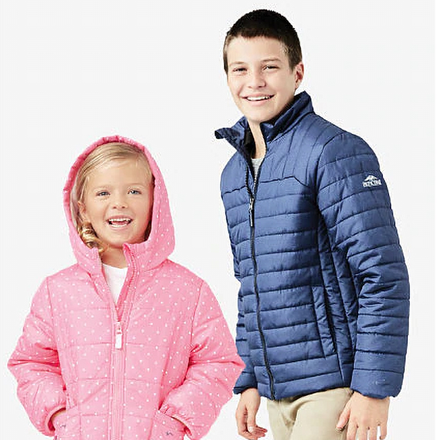 Up to 75% off Outerwear for the Family