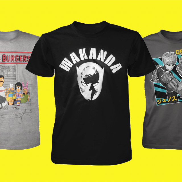 All Clearance T-Shirts Only $5