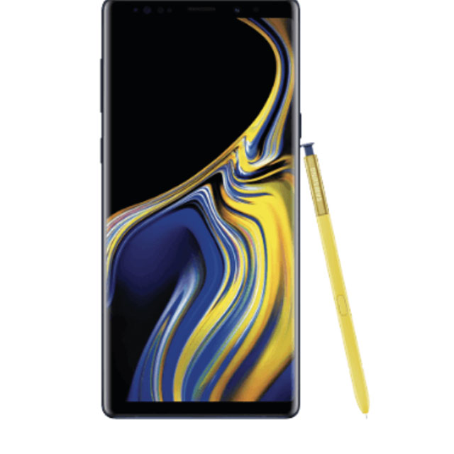 Samsung Galaxy Note9 for $20/mo.