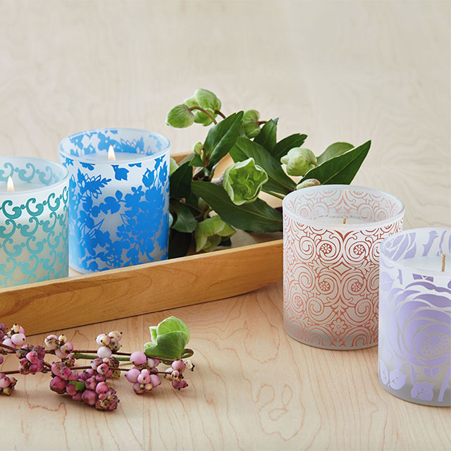Hallmark Spring Candle Tumblers