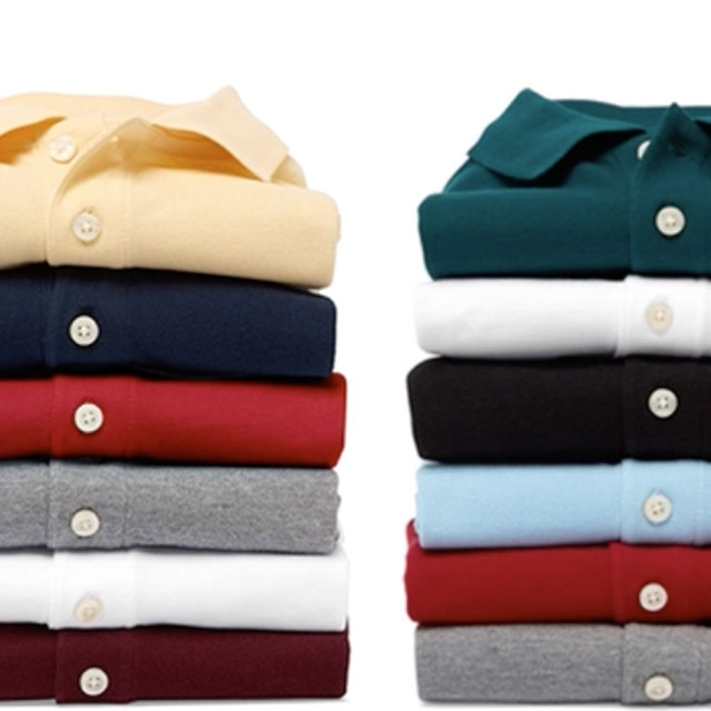 All Uniform Polos 50% off