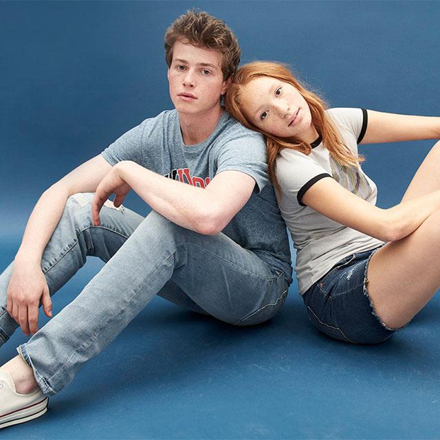 Buy 1 Get 1 Free Aero Jeans & Shorts