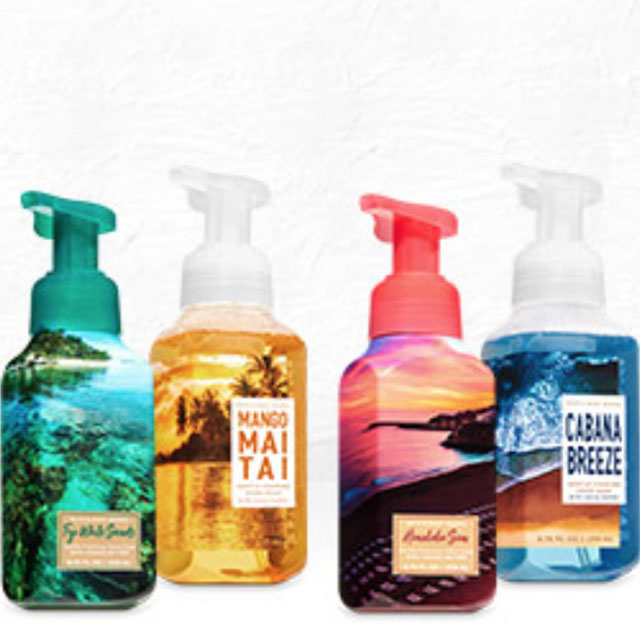 Hand Soaps 5 for $23