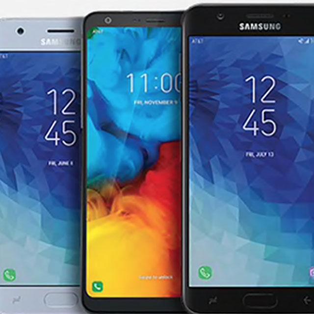 Smartphones Under $10/mo.