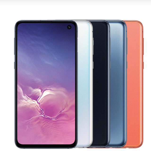Samsung Galaxy S10e included with unlimited. Just $40/line.